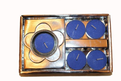 Fragrance Concoction Oceanic fragrance Tealight with stand Candle