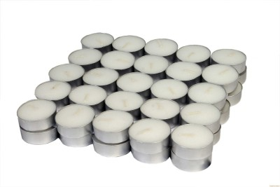 DIZIONARIO Tea Light Candle Set Of 50 Candle