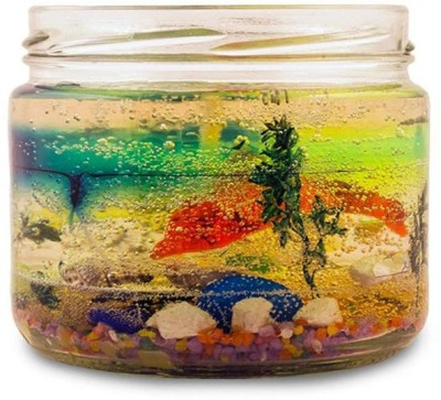 Yes No Jar Candle- (Coral Reef) Candle