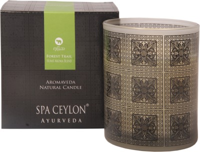 Spa Ceylon Luxury Ayurveda Forest Trail Home Aroma Blend Natural Candle