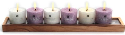 Deco Aro Aromatic Pearl Cube Candle