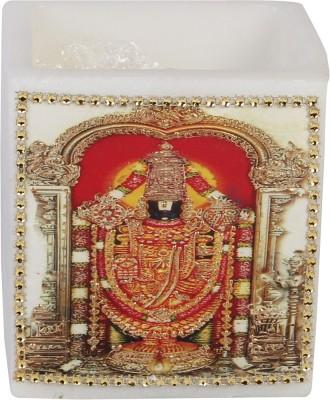 Artistique Traditional Tanjore Ganpati Candle