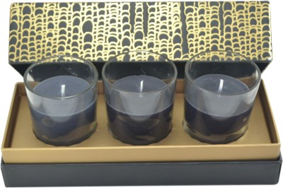 Sixthsense Premium Scented Shot Glass Candle