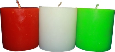 Sunlight Candles Pillar Candle