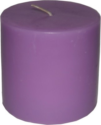 Toygully Pillar Candle