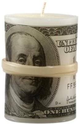 Taino Dollar Candle