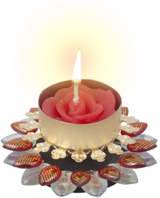 Sukkhi Bloomy Diya Candle