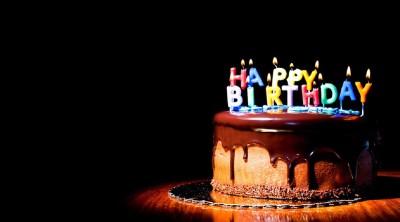 Premsons Alphabets Happy Birthday Candle