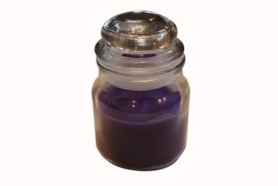 Fragrance Concoction Lavender fragrance jar Candle