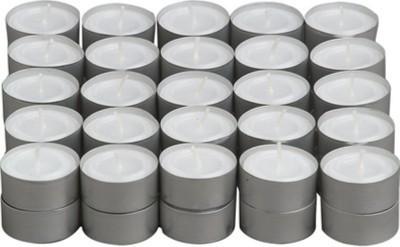 Rekha Retail White Tea Light Candle