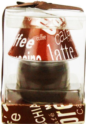 The Candle Shop Coffee Lamp Shade Candle