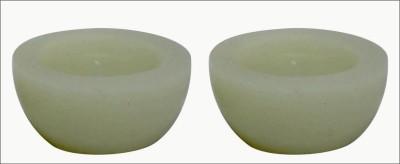 GGI Designer Pillar Candle Green 2.75 x 6.00 Candle
