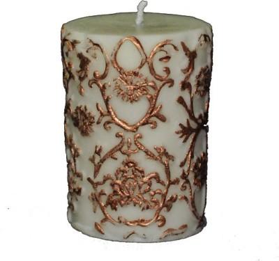 Kevins Kandles Designer Carver Pillar Candle