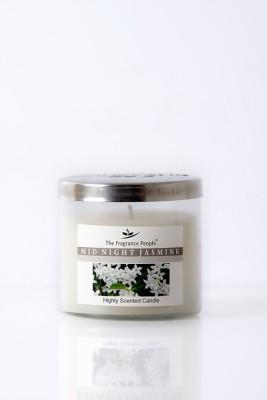 The Fragrance People Medium Jar Jasmine Candle