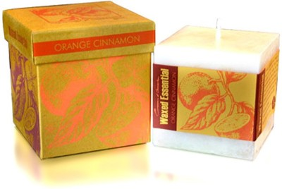 Maroma Christmas Orange Cinnamon Candle