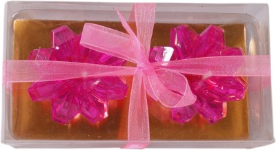 DCH Pink Crystals Candle