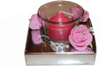 Fragrance Concoction Strawberry Fragrance votive Candle