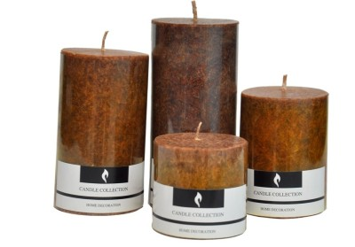 Marigold Stores Coffee Scented Candles - Set of 4 Candle