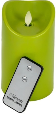 JewelandGifts Electronic LED with Remote Candle