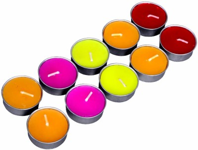 My Art Scented Multicolor Tealight Candle