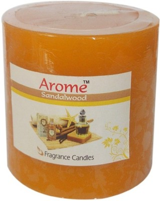 Illume Lamp & Candles Sandelwood 1 Pillar 2.5