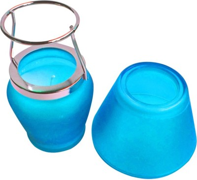 PeepalComm Scented Candle in Glass Pot Candle