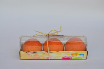 Maxime Scented Peach Fruit Candle