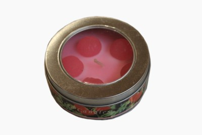 Fragrance Concoction Cherry fragrance tin Candle
