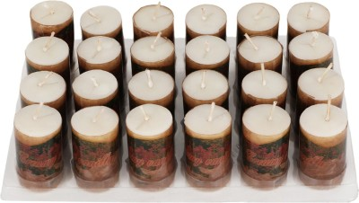 Footista Floral Delight Candle