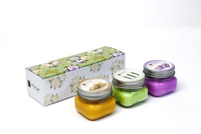 Artistique Floral Box Candle