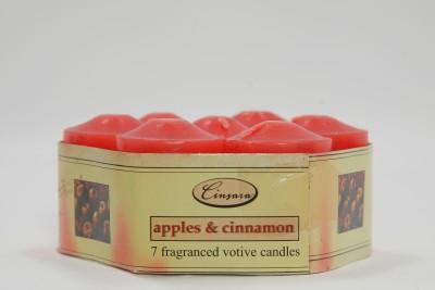 Cinsara Candles Apple&Cinnamon Fragranced Candle