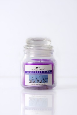 The Fragrance People Small Jar Lavender Candle