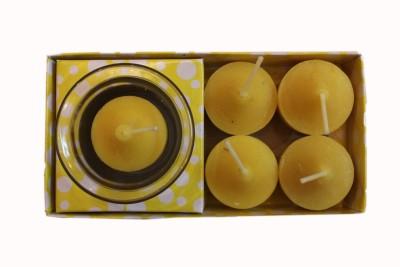 Fragrance Concoction Pack of 4 jasmine fragrance votive Candle