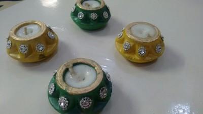 Lovanyaa Diwali Diya Candle