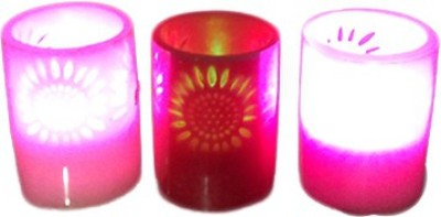 Indian Handicrafts Company LED Candles Candle
