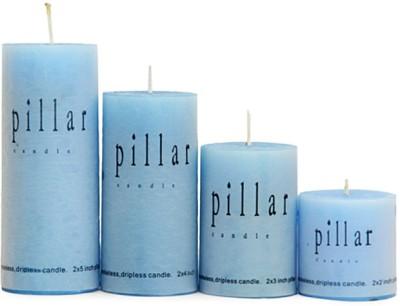 PeepalComm Pillar Candles Gift Set Candle