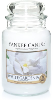 Yankee Candles White Gardenia Candle