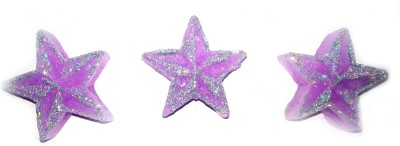Toyzstation Shinning Star with Sparkles Candle