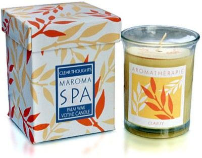 Maroma Clear Thoughts Candle