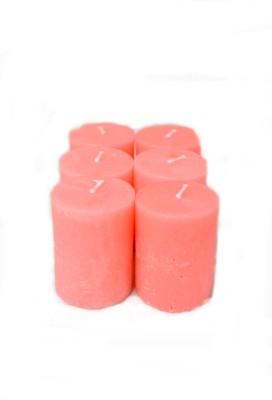 Aurocandles Votives(Peach) Candle