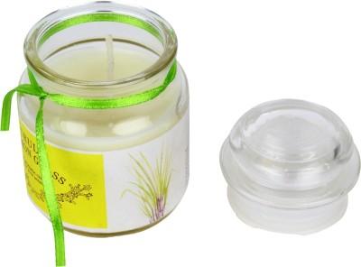 Khatte Meethe Desires Dome Jar Aroma Candle - Lavendar Candle