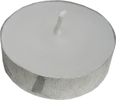 Atorakushon Scented Smokeless Tealight Candle(White, Pack of 30)