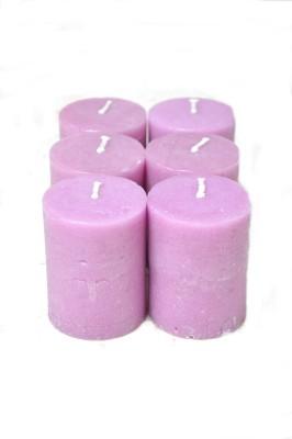 Aurocandles Votives (Violet) Candle
