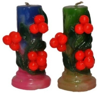 JV9 Decorative Wax Candle Candle