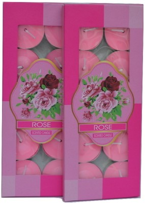 Maxime Rose Scented Tealight Candle