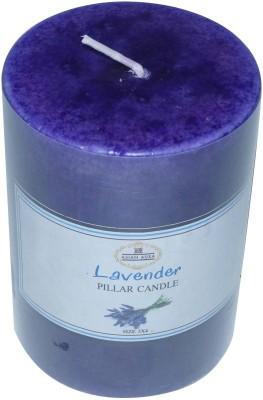 Asian Aura lavender Candle