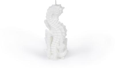 Manulena Seahorse White 120g Candle