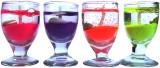 Luxantra 4 Aromatic Glass Gel (Rose, Ora...