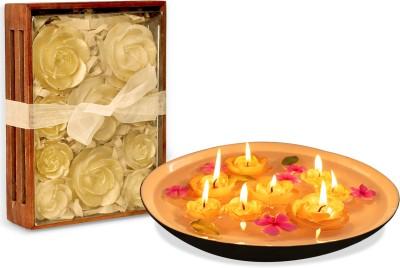Deco Aro Festive Floating Candle