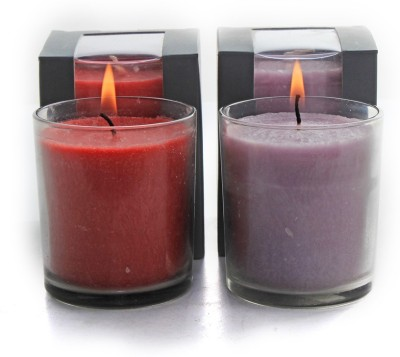 Deco Aro Aromatic Glass Candle - NCL553083 Candle